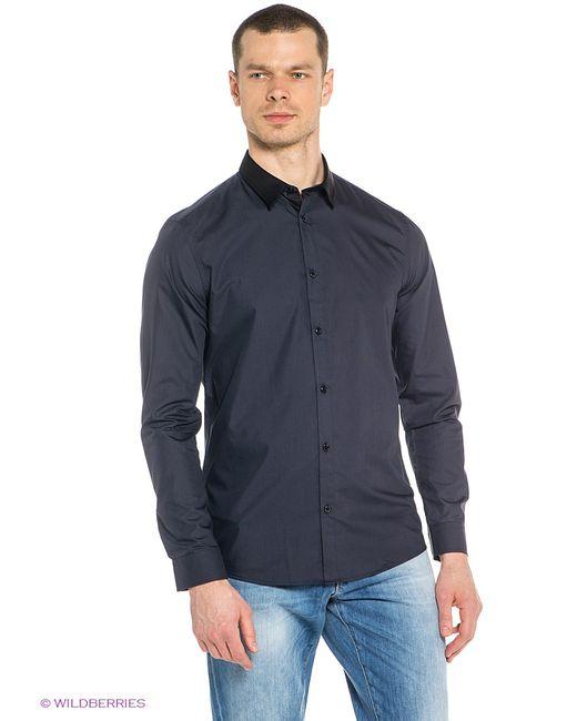 New Look | Мужские Синие Рубашки