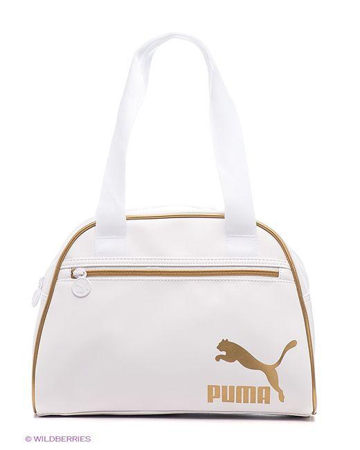 Puma | Женские Белые Сумки