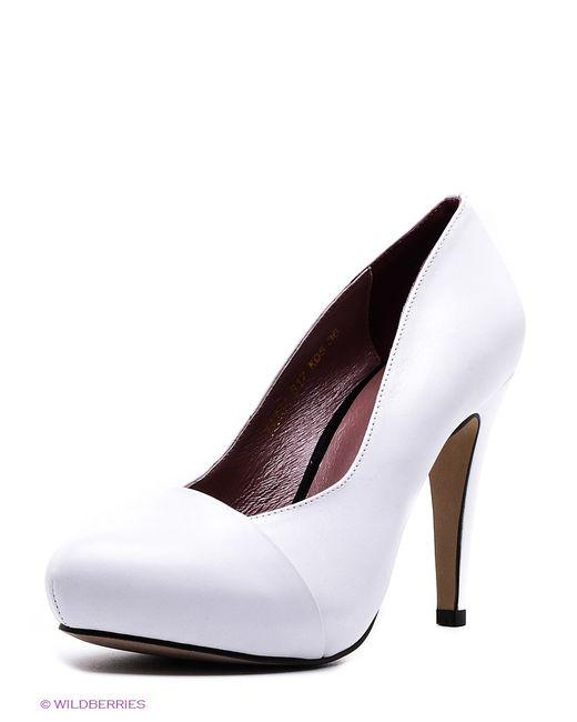 Strange | Женские Белые Туфли