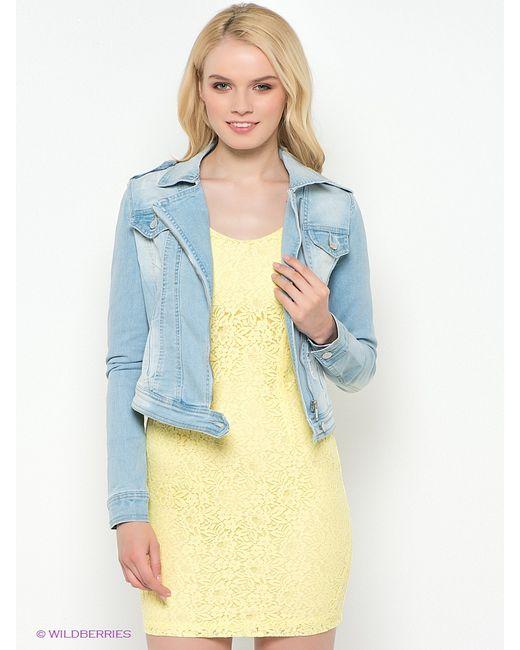 Kira Plastinina | Женские Голубы Куртки