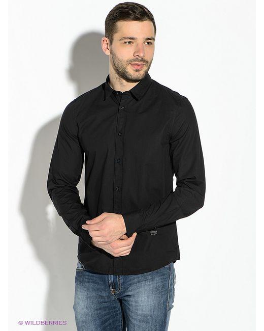 Guess | Мужские Чёрные Рубашки