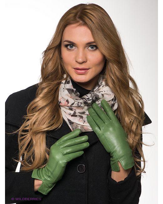Dali Exclusive | Женские Зелёные Перчатки