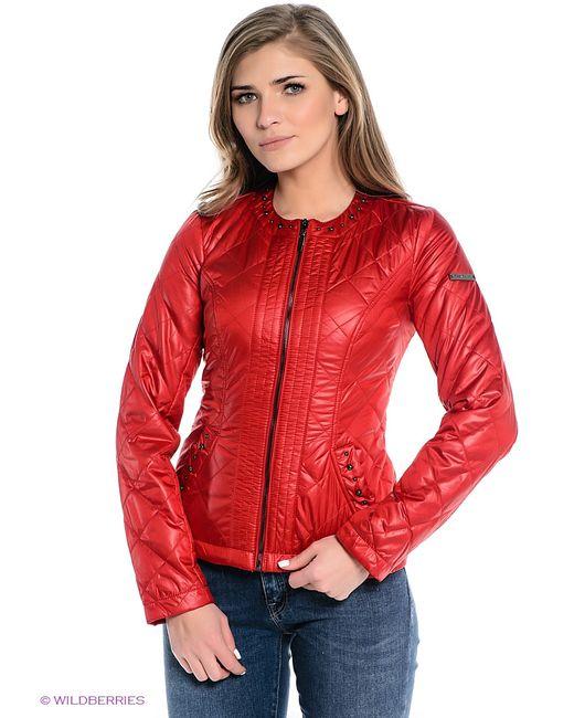 Finn Flare   Женские Красные Куртки