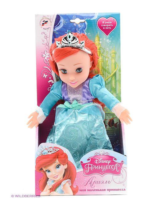 Карапуз | Голуба Кукла Disney Принцесса. Ариэль