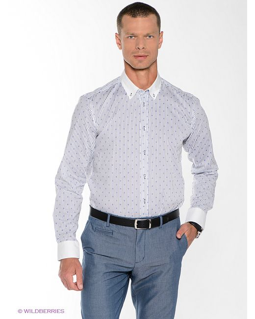 Top Secret | Мужские Белые Рубашки