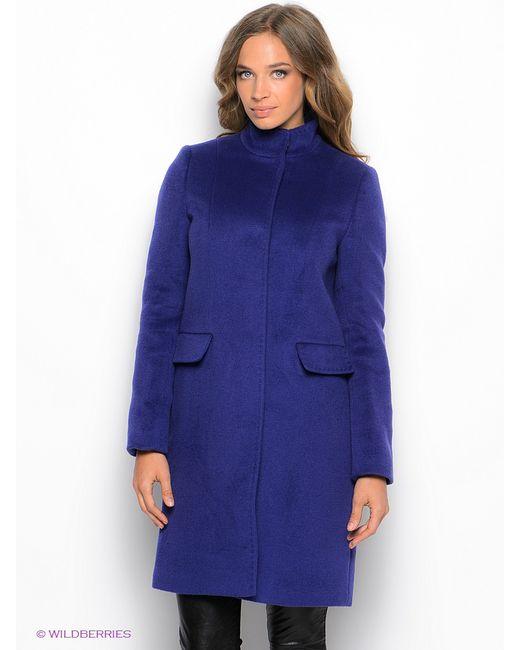 Pompa | Женское Фиолетовое Пальто