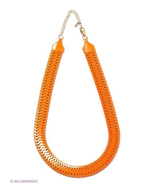 Kawaii Factory | Женское Оранжевое Колье