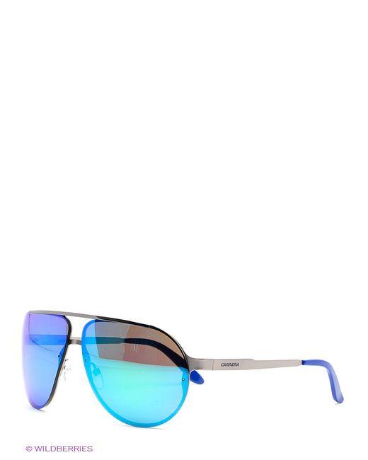 Carrera   Женские Синие Солнцезащитные Очки