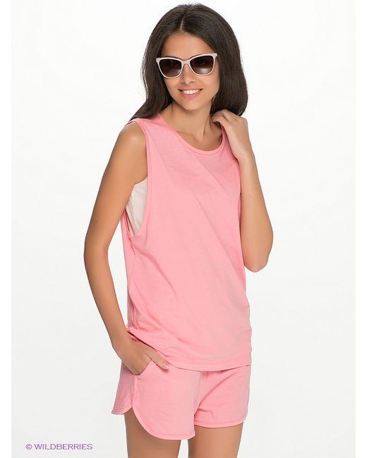 Vero Moda | Женский Розовый Топ