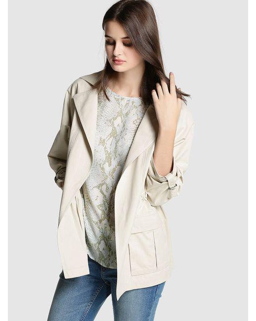 Formula Joven | Женские Бежевые Куртки