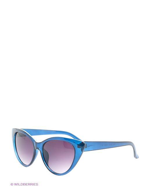 Bijoux Land | Женские Синие Солнцезащитные Очки
