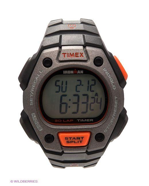 Timex | Мужские Серые Часы