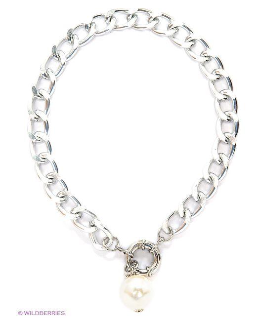 Top Secret | Женские Серебристые Ожерелья