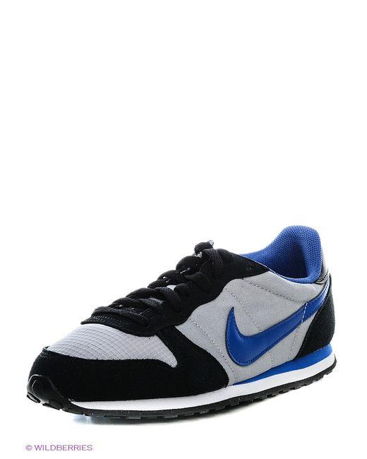 Nike   Мужские Чёрные Кроссовки
