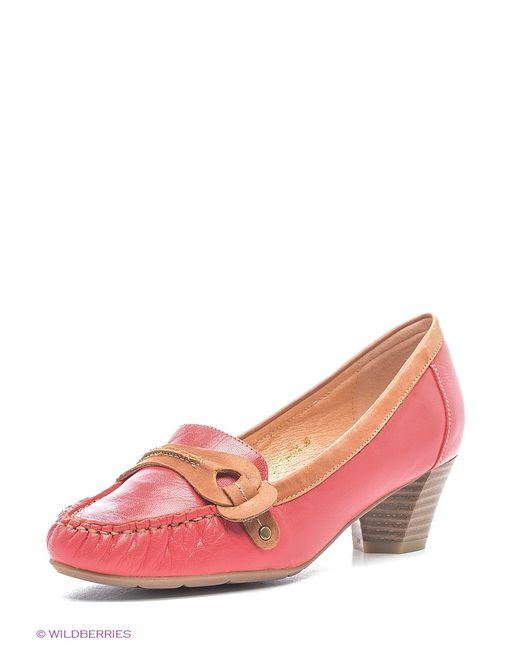 Palazzo D'oro | Женские Красные Туфли