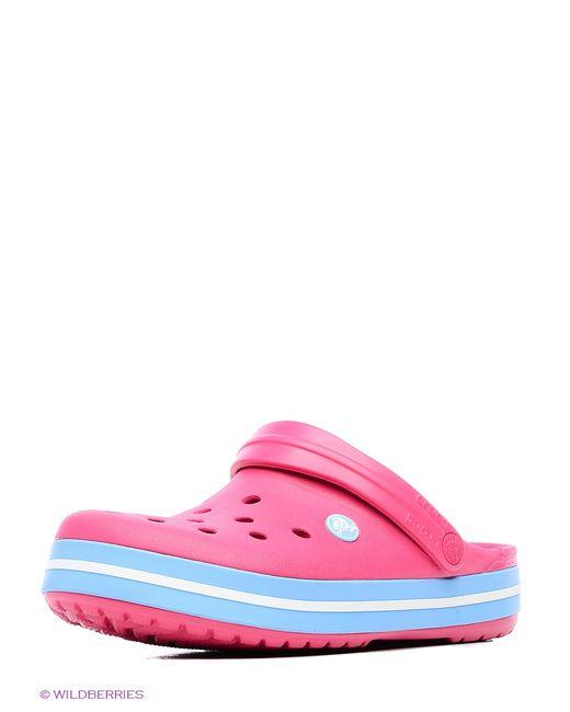 Crocs | Женское Фуксия Сабо