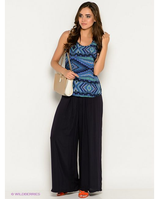 PENYE MOOD | Женские Синие Комплекты Одежды