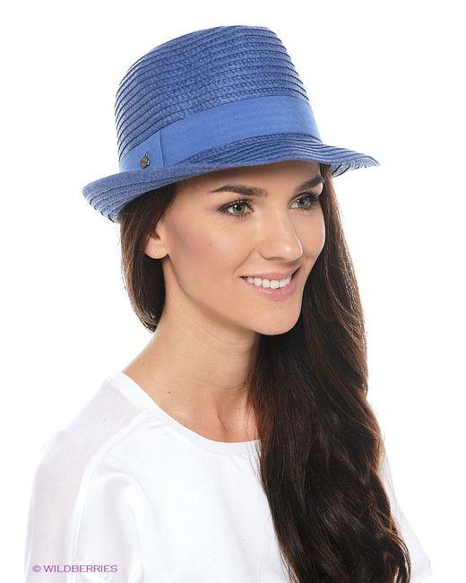 Seeberger | Мужские Синие Шляпы
