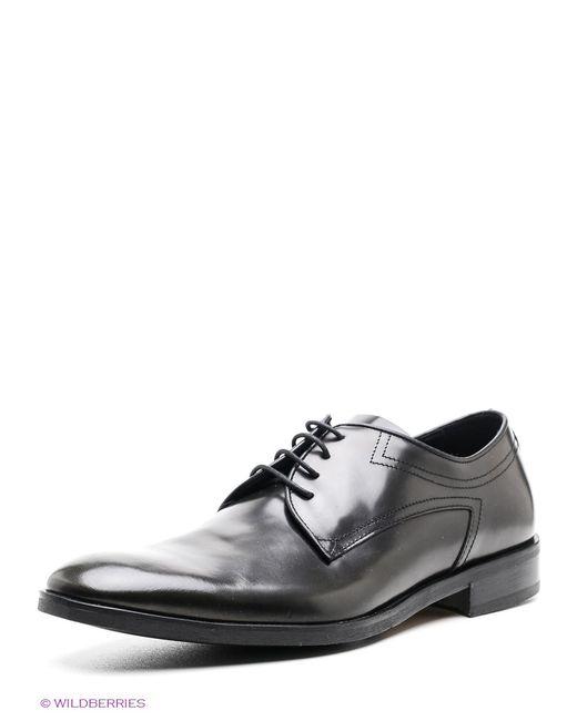 Guess | Мужские Чёрные Туфли