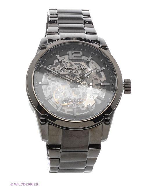 Kenneth Cole | Мужские Серебристые Часы