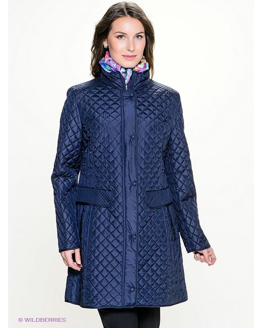 Betty Barclay | Женское Синее Пальто