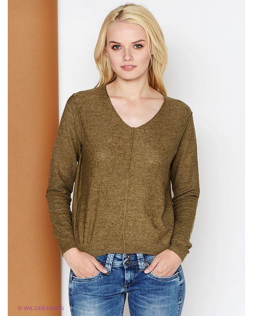 Pepe Jeans London | Женские Хаки Пуловеры