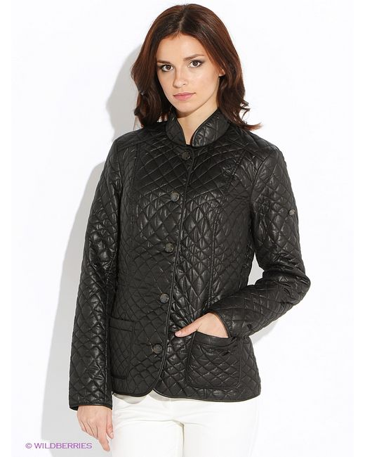 Finn Flare | Женские Чёрные Куртки