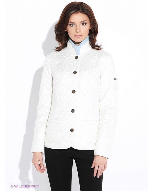 Finn Flare   Женские Молочные Куртки