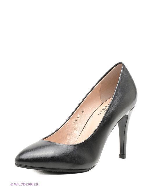 Baden   Женские Чёрные Туфли
