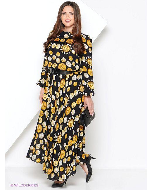 Olivegrey | Женские Жёлтые Платья