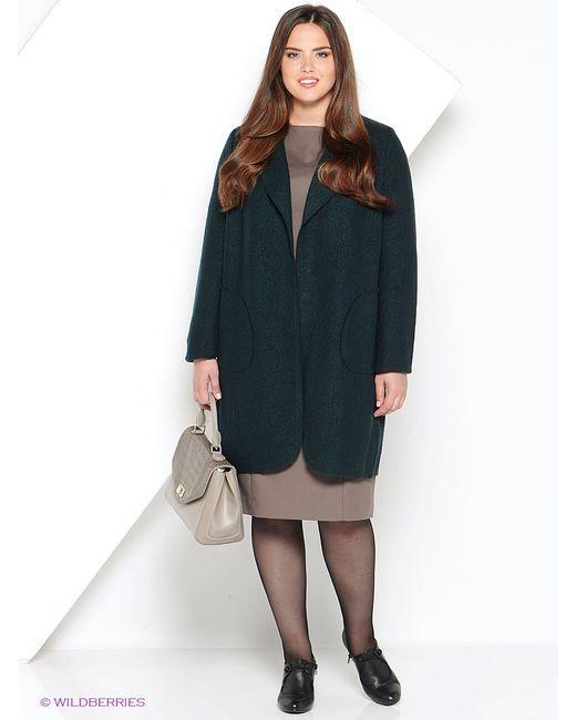 Giulia Rossi | Женское Зелёное Пальто
