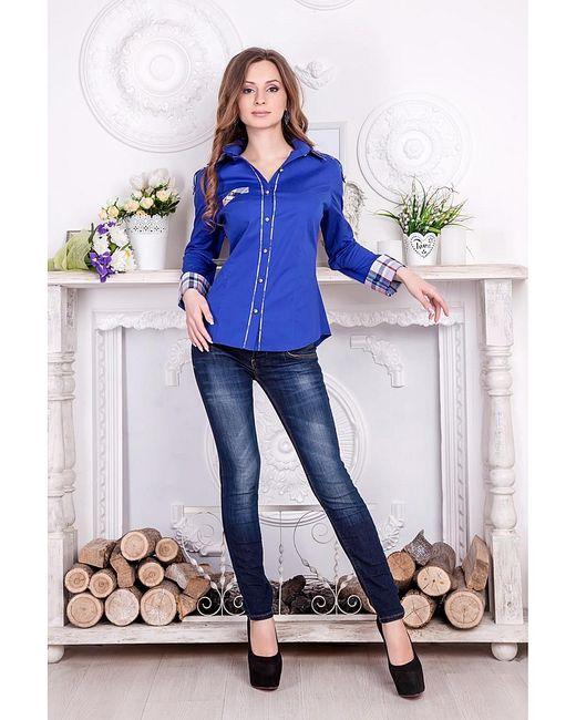 Vision Fashion Srore | Женские Синие Блузки Vision Fashion Store
