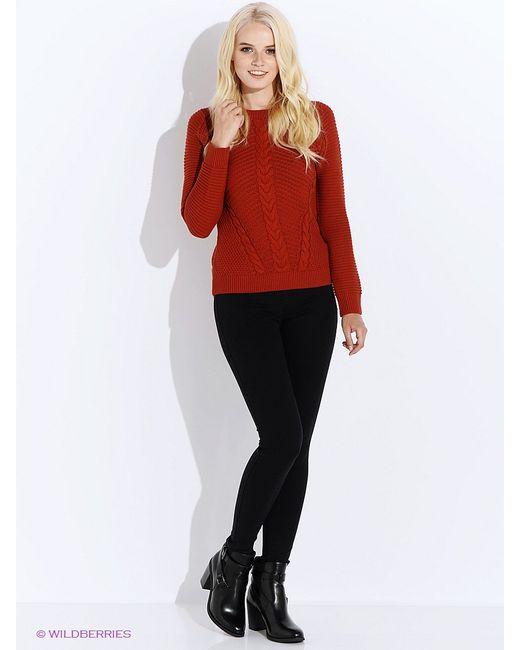 Sela   Женские Красные Джемперы