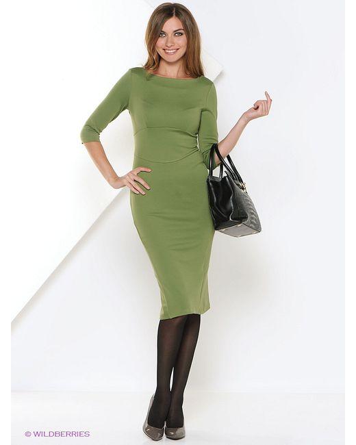 Анна Чапман | Женские Зелёные Платья