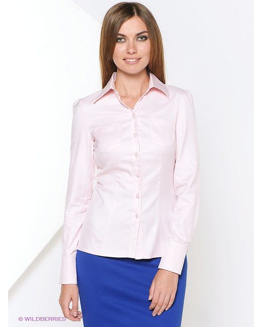 RUXARA | Женские Розовые Блузки