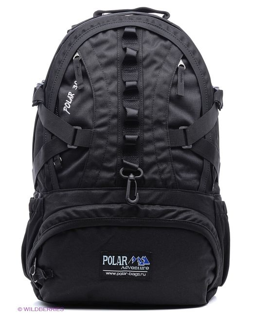 Polar | Женские Чёрные Рюкзаки