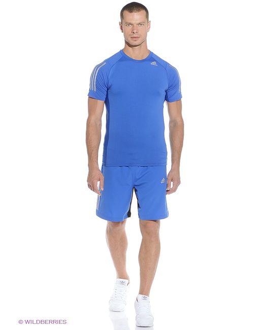 Adidas | Мужские Синие Шорты