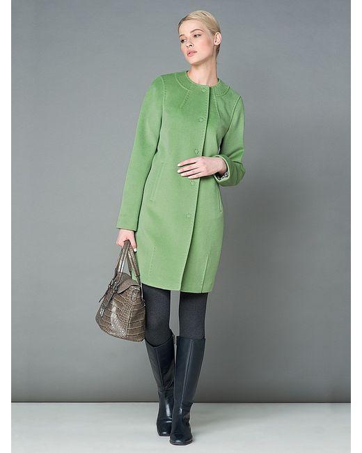 Pompa   Женское Салатовое Пальто