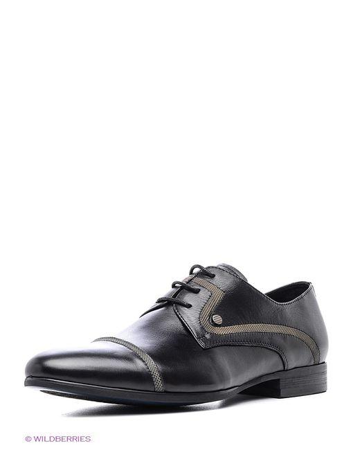 Wasco | Мужские Чёрные Туфли