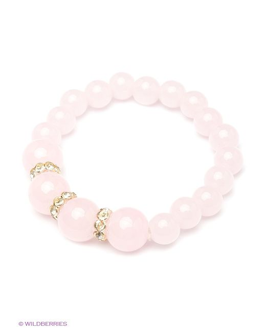 Royal Diamond | Женские Розовые Браслеты