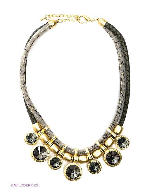Royal Diamond | Женское Коричневое Колье
