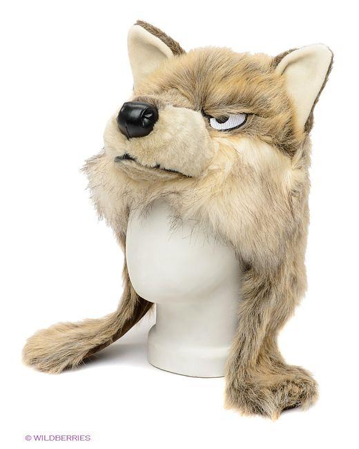 True Fur | Женские Бежевые Шапки