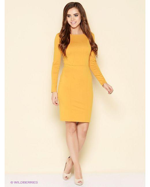 Stets   Женские Жёлтые Платья