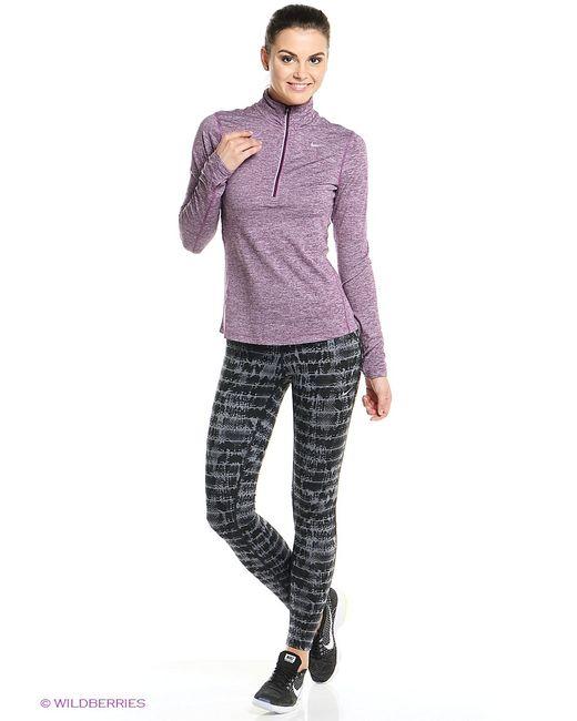 Nike | Женские Фиолетовые Свитшоты