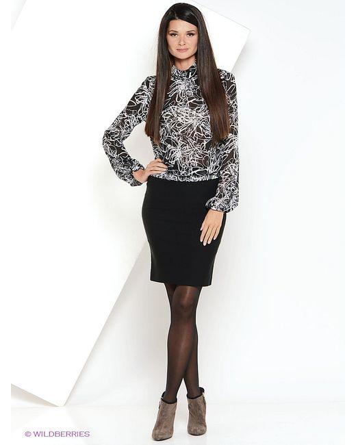 YUVITA | Женские Чёрные Блузки