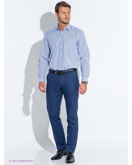 Favourite | Мужские Синие Сорочки