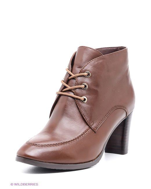 Dino Ricci | Женские Коричневые Ботинки