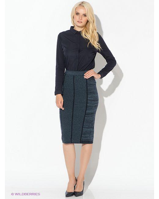 Calvin Klein   Женские Синие Блузки