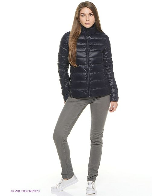 ТВОЕ | Женские Синие Куртки
