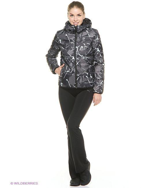 Puma   Женские Чёрные Куртки